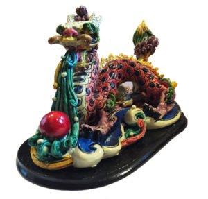 Long Zhui Zhenzhu Coiled Dragon