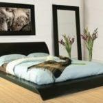 Feng Shui mirrors in bedroom
