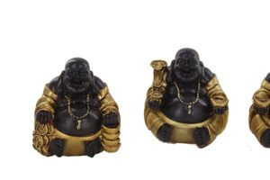 Fo Xiang four Buddhas of prosperity and luck 1