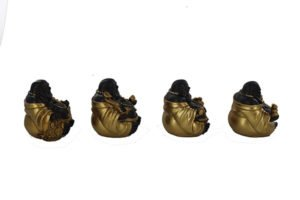 Fo Xiang four Buddhas of prosperity and luck 4