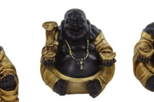 Fo Xiang four Buddhas of prosperity and luck