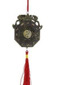 Ba xian Ba Gua protection talisman 1