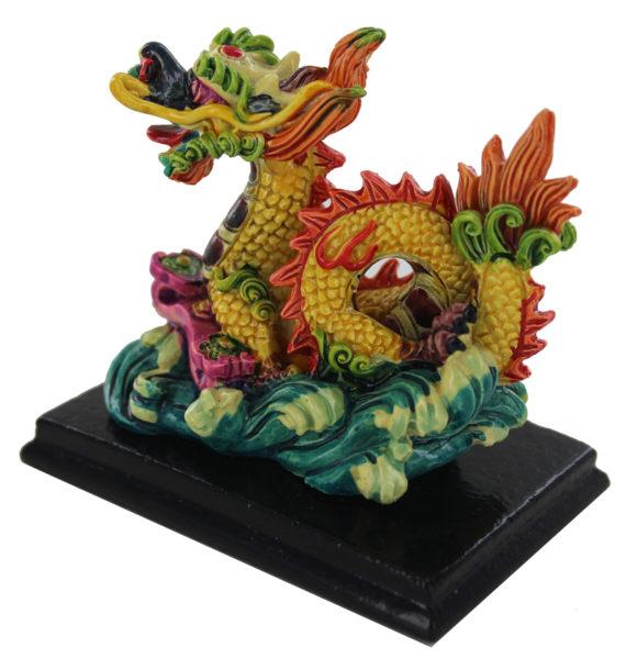 Huo Zai Dragon and Ru Yi