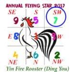 2017 Flying Star Chart #7 Star