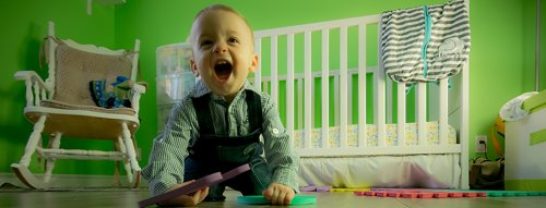 Decorating a children's room with Feng Shui