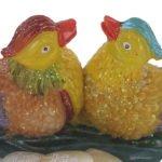 Taohua Mandarin ducks