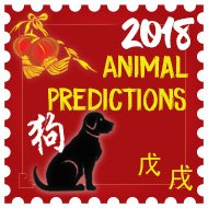 feng shui chinese animal predictions for 2018 - Chinese New Year Animal