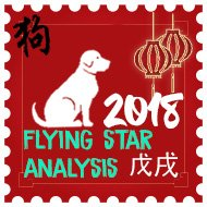 Feng Shui flying star analysis for 2018