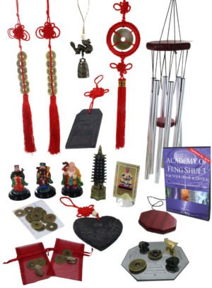 2019 Annual Feng Shui Cures and Enhancers kit with software