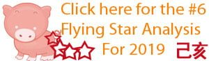 Click here for the number 6 Flying Star for 2019