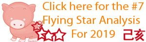 Click here for the number 7 Flying Star for 2019