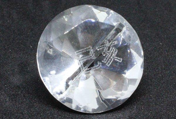 Xie Tai Tai Sui gold plated plaque for 2019 diamond