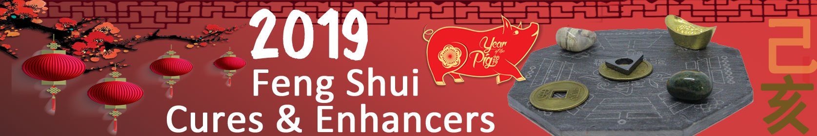 2019 Feng Shui Cures and Enhancers