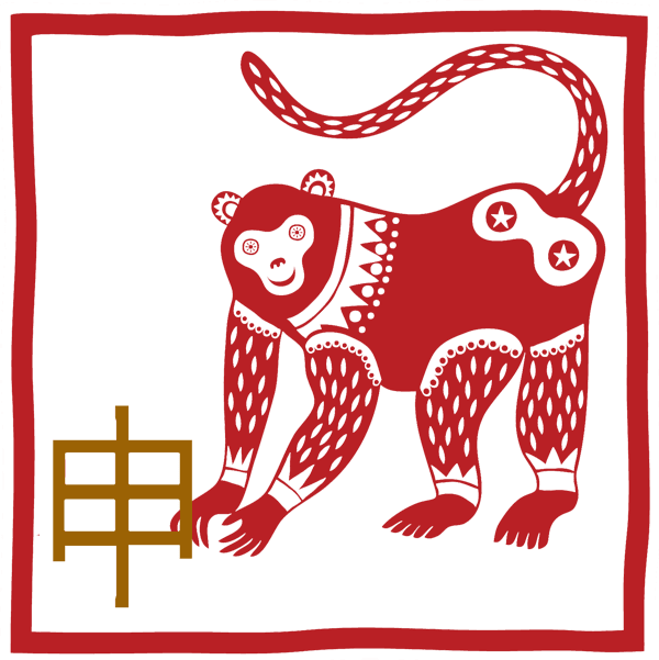 Monkey Chinese Animal monthly predictions