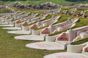 Feng Shui burial