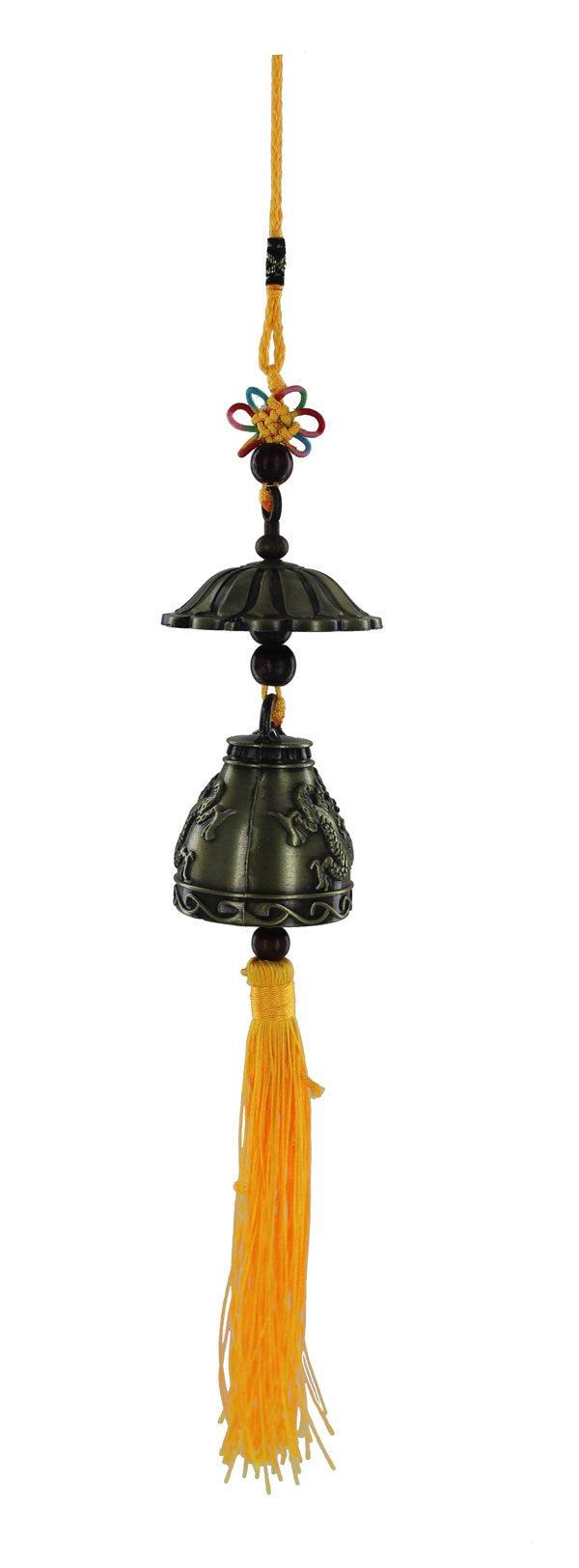 FuXi Dual Dragon bell