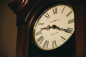 Feng Shui pendulum clock