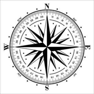 Feng Shui cure compass placement
