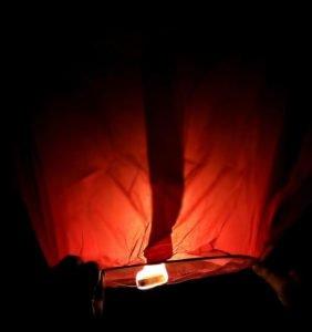 Feng Shui lantern festival