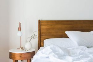 Tidy your bedroom for good Feng Shui
