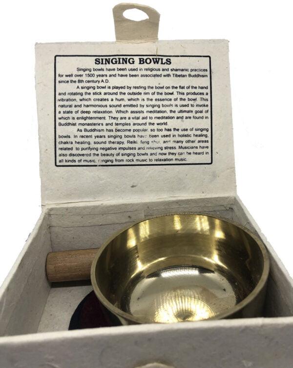 Feng Shui singing bowl