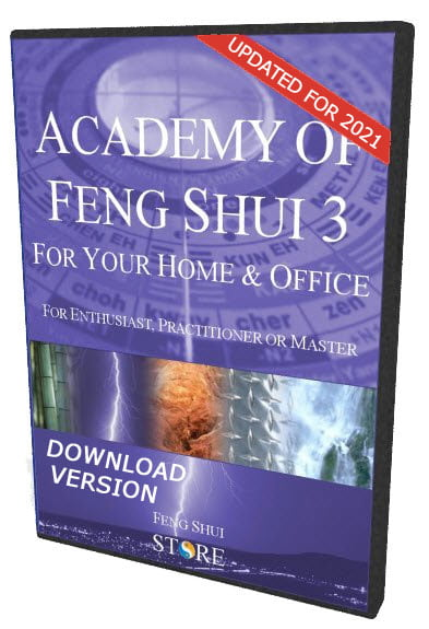 2021 Academy of Feng Shui software