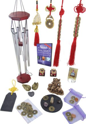 2021 Feng Shui annual cures and enhancers kit with Academy of Feng Shui software