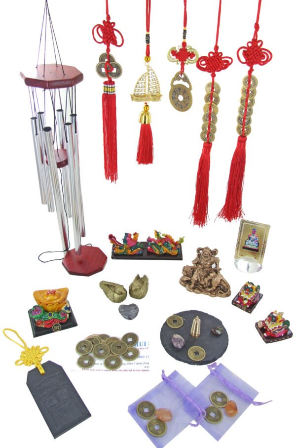 2021 Feng Shui deluxe cures and enhancers kit