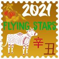 2021 Feng Shui Flying star analysis